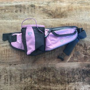 Outdoor Products Gray Pink Fanny Pack Waist Bag